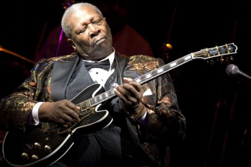 bb-king and Lucille