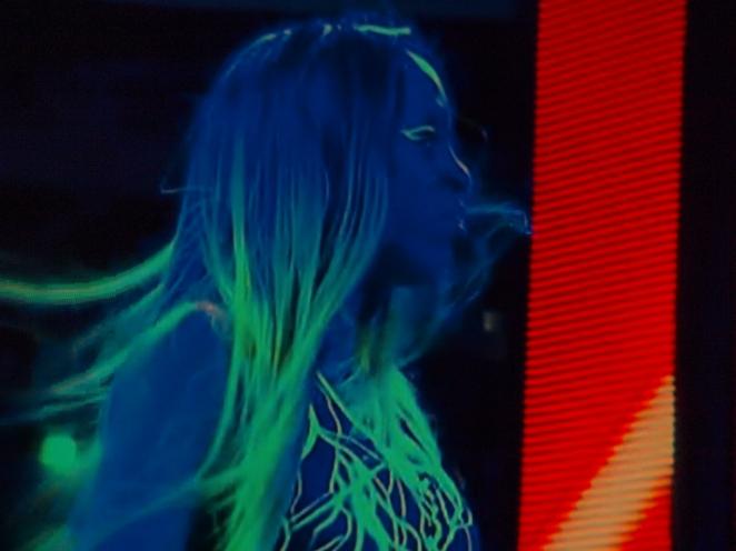 Glowing Naomi