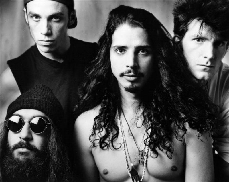 Soundgarden 90