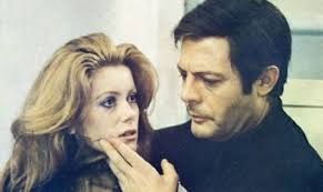 Catherine et Marcello