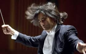Kent Nagano in action