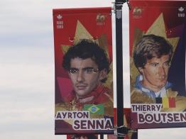 Senna and Boutsen