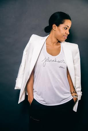 Martine St-Victor Love Haiti