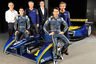 Renault dream team