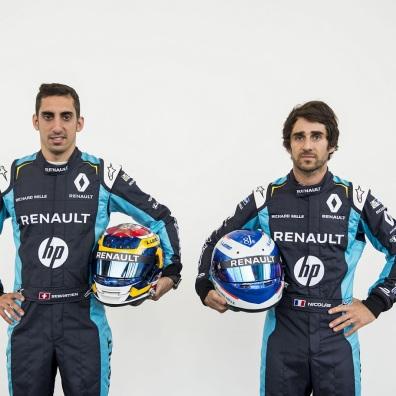 Renault FE 1