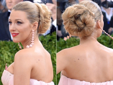Blake Lively Hair Godfather