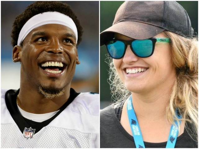 Cam Newton Jourdan Rodrigue