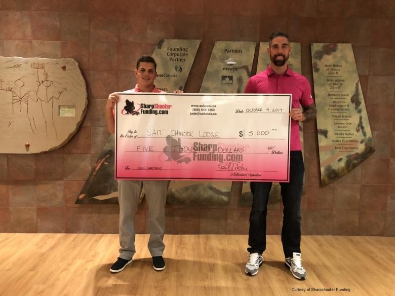 Sharpshooter Funding Dallas Hart and Gregg Farineau