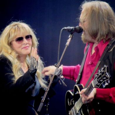 Tom and Stevie