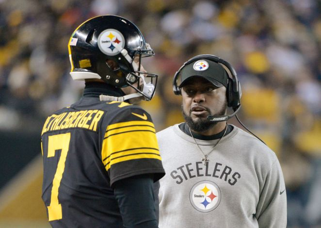 Tomlin and R