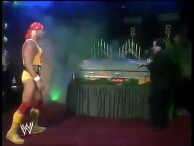 Hulk Hogan Undertaker
