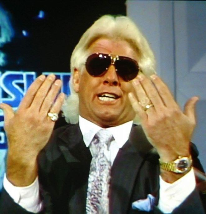 Ric Flair Bling