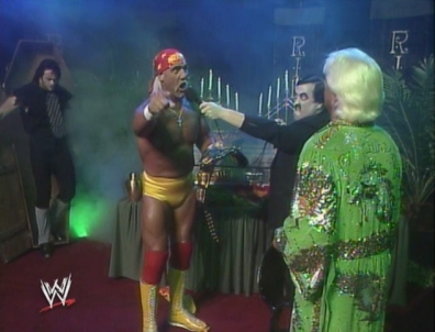 Taker, Flair and Hogan