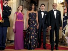 Trudeaus and Obamas