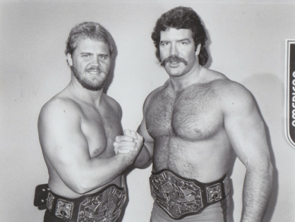 Scott Hall and Curt Henning