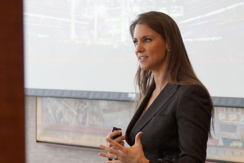 Stephanie McMahon Leadership