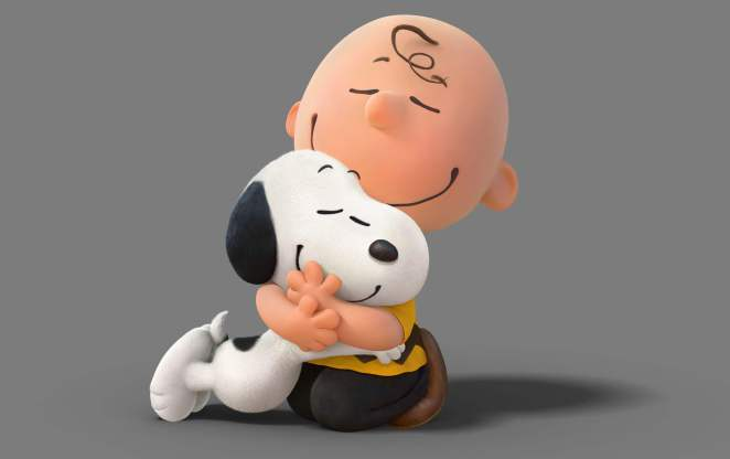 Charley-and-Snoopy