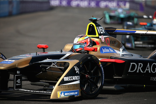 Formula E New York City Race
