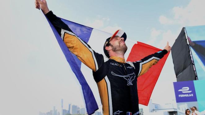 Vergne The Champion