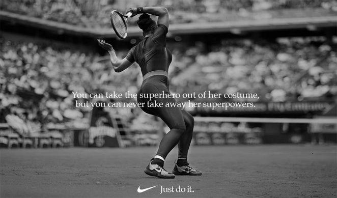 Serena Nike