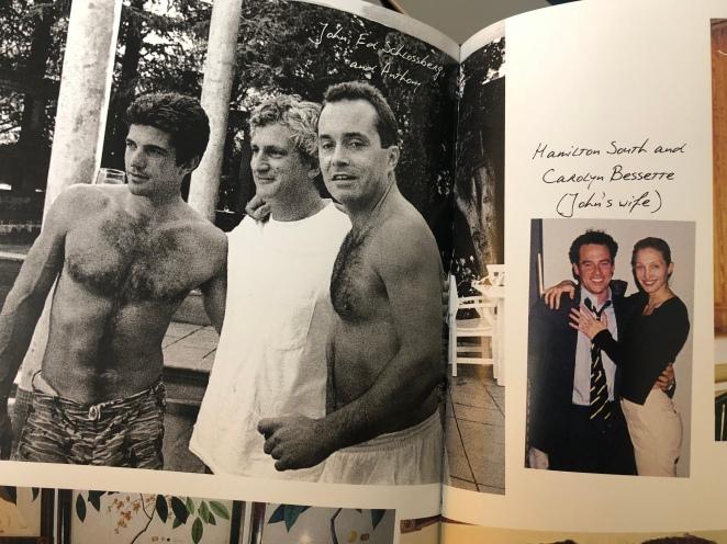 John, Ed and Anthony