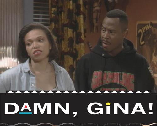 Damn-Gina