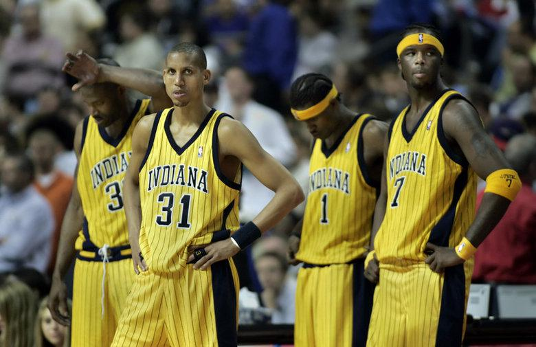 Indiana Pacers 90s