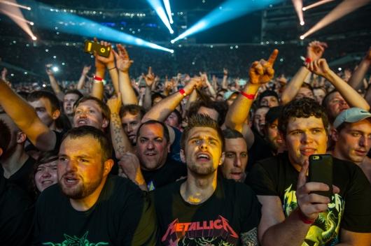 Metallica US Bank