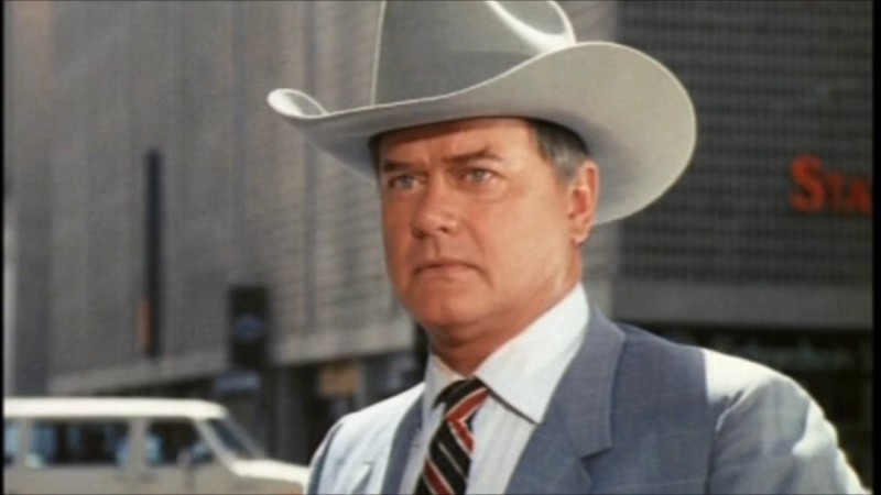 J.R Ewing Dallas