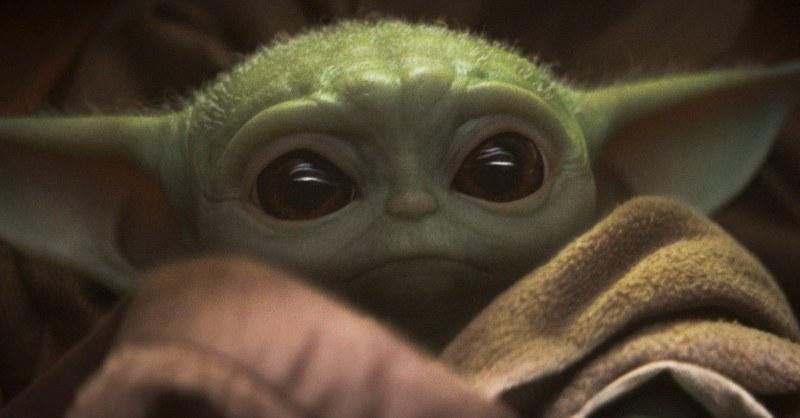 Baby Yoda starwars