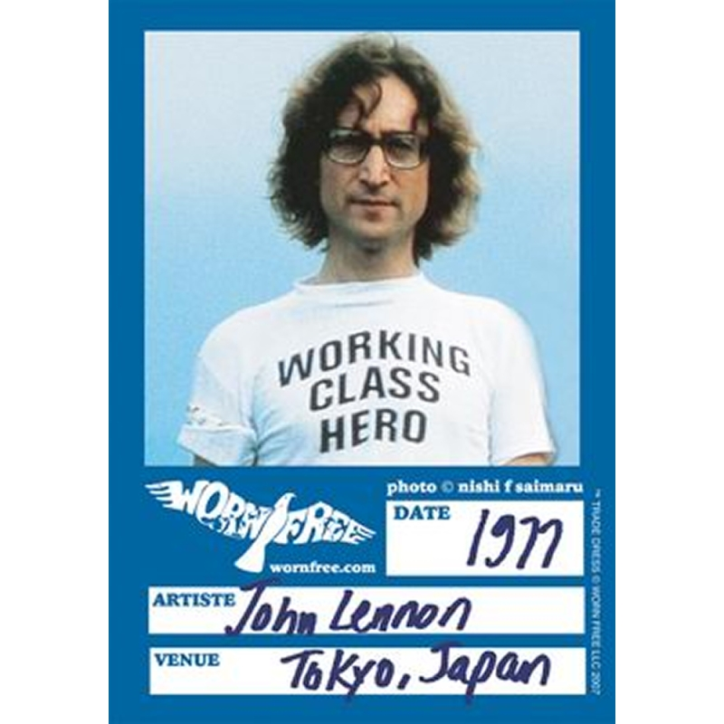 Lennon Working Class Hero
